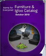 Furniture and Igloo Catalog October 2019