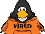 Orange Juice WRLD Hoodie