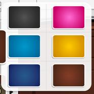 Colour interface
