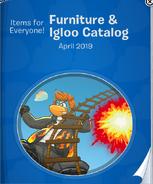 Furniture and Igloo Catalog April 2019