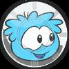 Pufflescape Blue Puffle