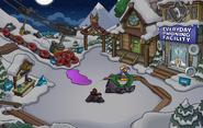 Batman Party Ski Village 1