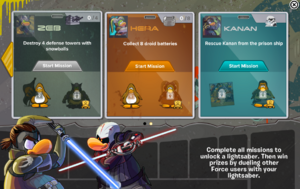 Star Wars Rebels Takeover Party Interface 2 With Tasks