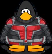 Antman Suit PC