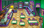Puffle Party 2016 Coffee Shop