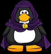 Purple Cloak PC