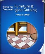 Furniture and Igloo Catalog January 2020