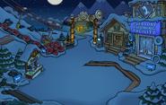 Operation Puffle Ski Village