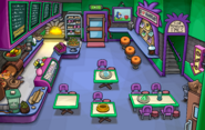 Puffle Party 2020 Coffee Shop
