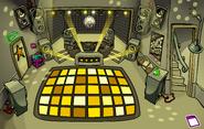 Night Club rave Yellow