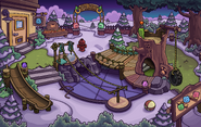 Summer Formal Puffle Park