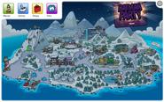 Batman Party Map