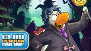 Club Penguin Online Halloween Party 2019