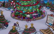 Holiday Party 2019 Forest