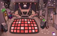 Night Club rave Peach