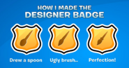 DesignerBadgeBeta