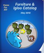 Furniture and Igloo Catalog May 2018