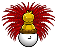 Apple Headdress old