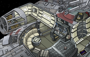 Star Wars Rebels Takeover Millenium Falcon