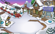 Valentines 2020 Ski Village