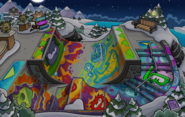 Batman Party Skatepark
