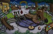 Batman Party Puffle Park
