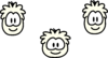 Operation Puffle Post Game Puffles Animation White