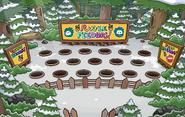 Puffle Party 2020 Puffle Feeding Area
