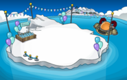 Festival Of Snow Iceberg