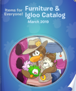 Furniture and Igloo Catalog March 2019