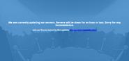 Homepage Maintenance