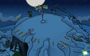 Operation Puffle Ski Hill