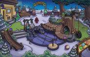 Holiday Party 2015 Puffle Park