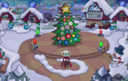 New Year 2020 Snow Forts