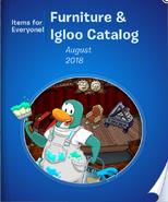 Furniture and Igloo Catalog August 2018