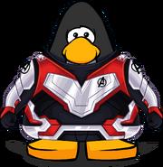 Avenger's Suit PC