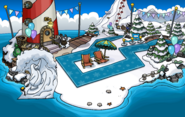 Festival Of Snow Beach