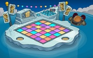 Waddle On Party Iceberg tipped