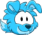 Puffle 2014 Transformation Player Card Blue Border Collie.png