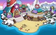 Puffle Party 2020 Beach