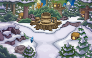 Puffle Wild room