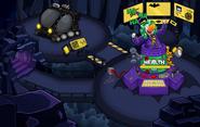 Batman Party Bat Cave 1
