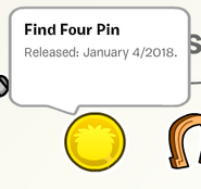 Find Four Pin SB