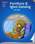 Furniture and Igloo Catalog July 2018