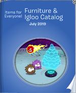 Furniture and Igloo Catalog July 2019