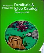 Furniture and Igloo Catalog February 2019