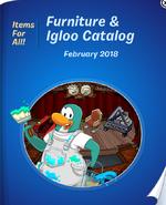 Furniture and Igloo Catalog February 2018