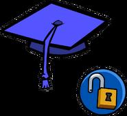Graduation Cap Unlockable