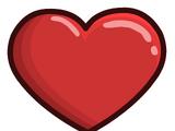 Heart Balloon Pin