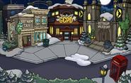 Batman Party Town